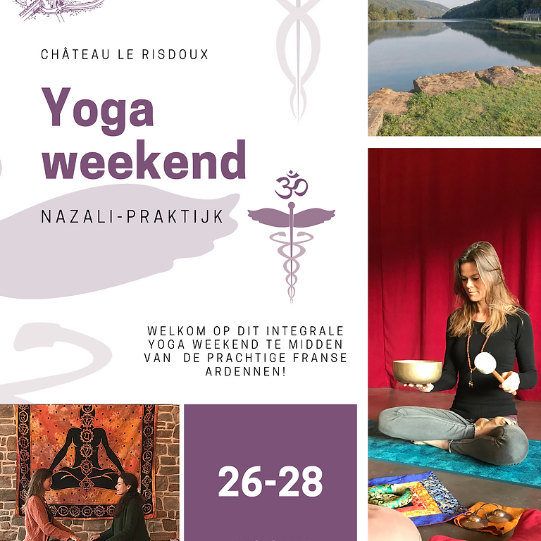 2de Integraal Yoga weekend april 2021