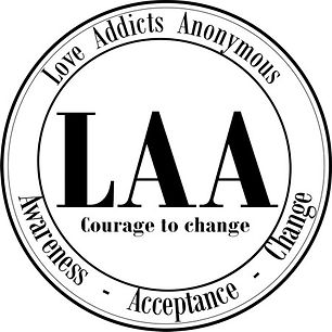 Love Addicts Anonymous Logo