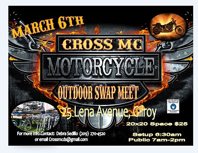 Outdoor Swap Meet