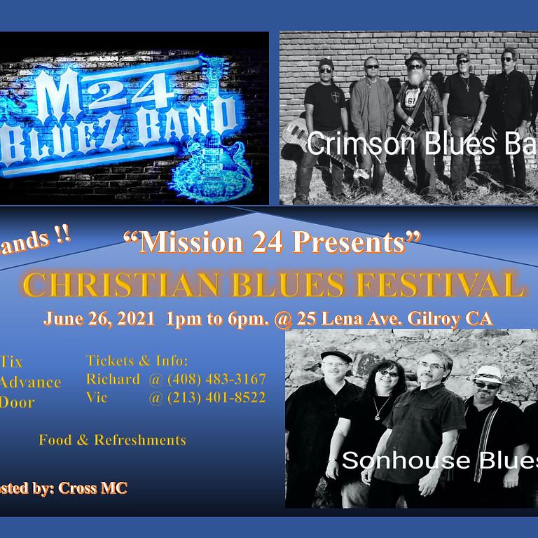 Christian Blues Festival
