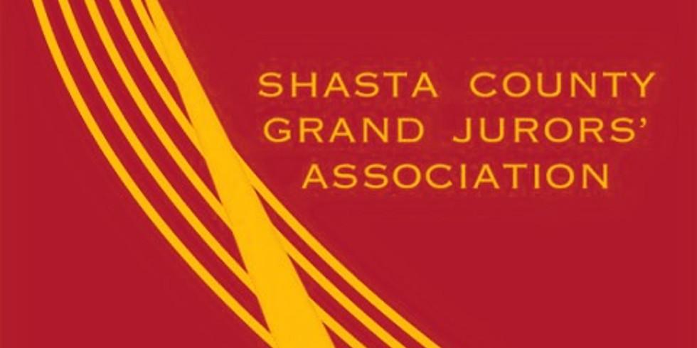 2021/2022 Shasta County Grand Jury Impanelment