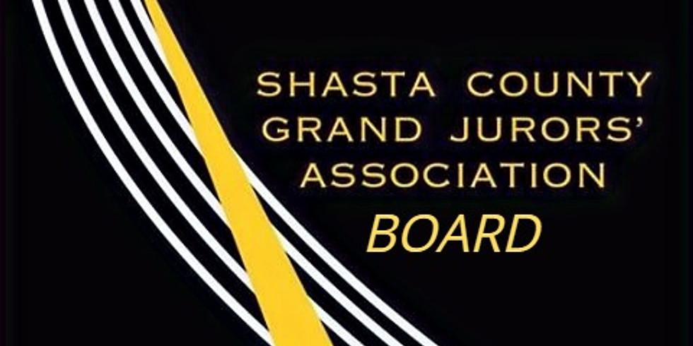 SCGJA Board Meeting