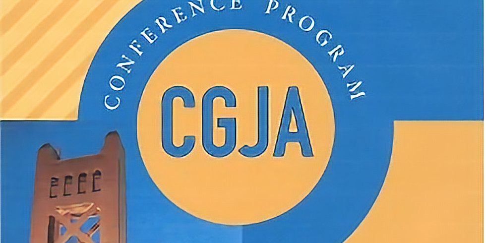 2019 CGJA Annual Conference