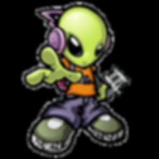 Marzmade Alien Logo