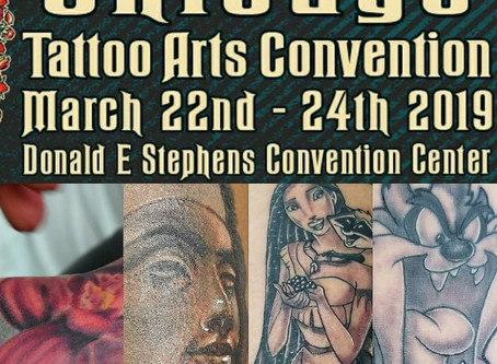 Chicago tattoo convention