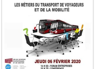 Thématrans 2020 : l'emploi au cœur des débats le 6 février 2020