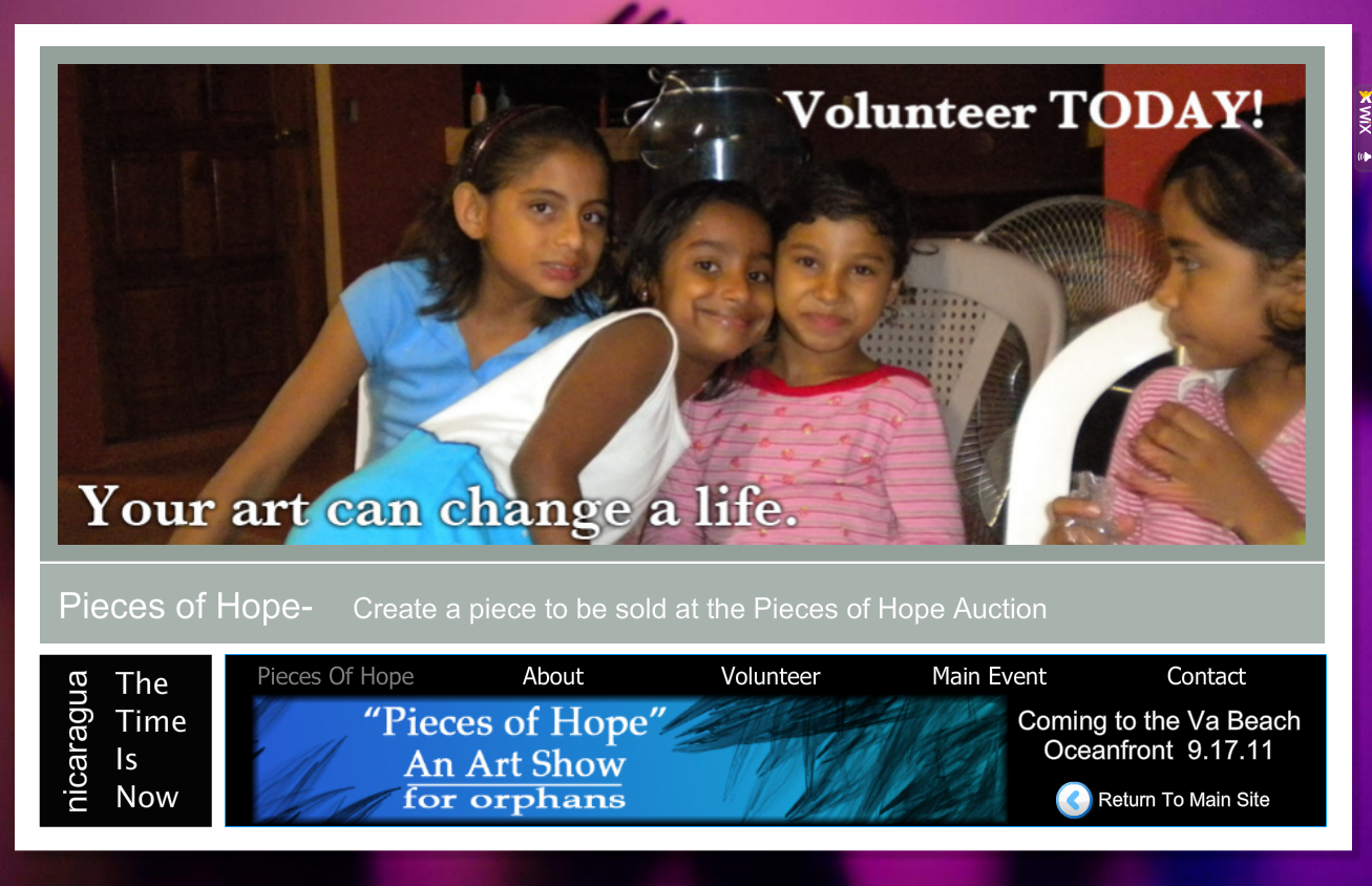 Pieces of Hope - Art for Orphans
