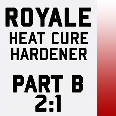 COMPONENT B (HARDENER) 2:1 HEAT CURE