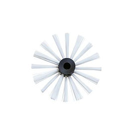 """Support Brush 4"""" for Coating 3"""" Pipe - 12mm (1/2"""") Cable"""