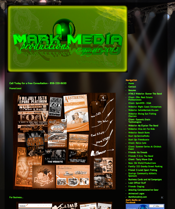 Mark Media Productions