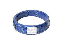 """Cable cover/blue for 5/16"""" cable, 164' roll"""