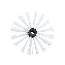 """Support Brush 7"""" for Coating 5"""" Pipe - 12mm (1/2"""") Cable"""