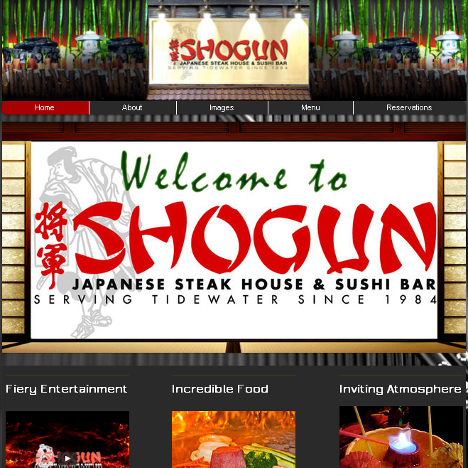 Shogun Hibachi Steak House & Sushi