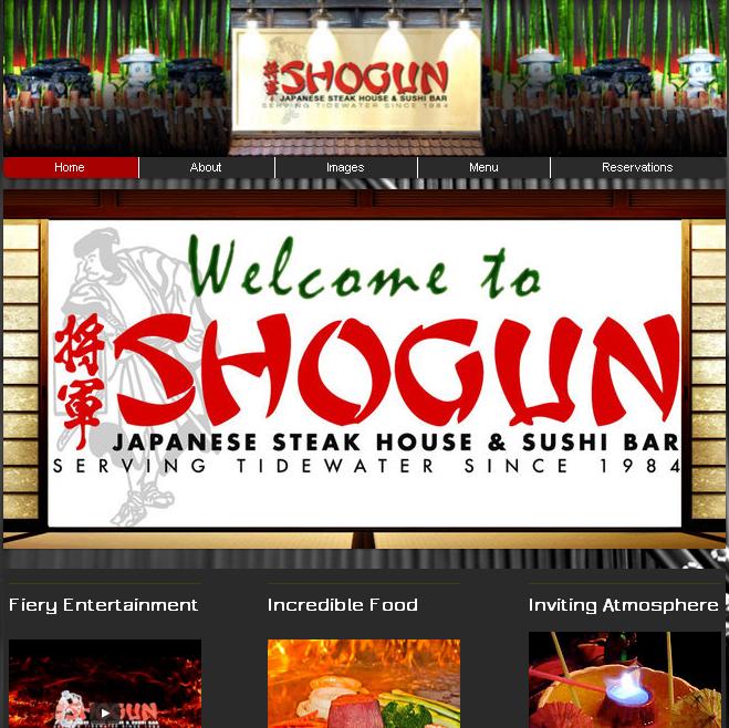 Shogun Hibachi Steak House & Sushi