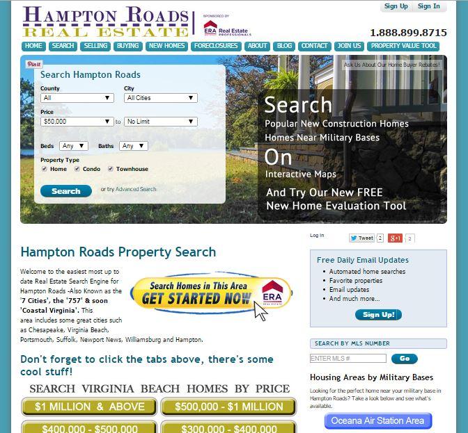Hampton Roads Real Estate