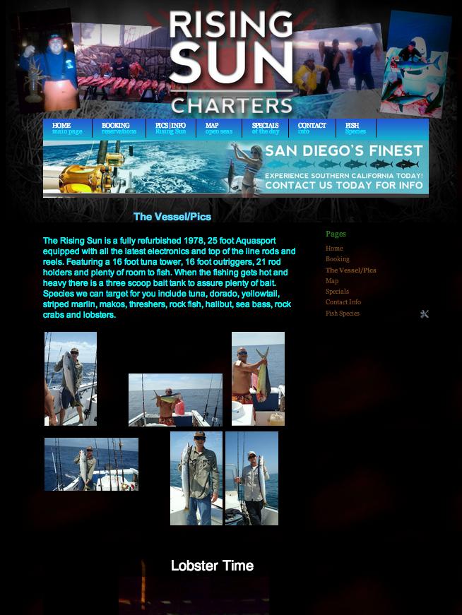 Rising Sun Fishing Charter