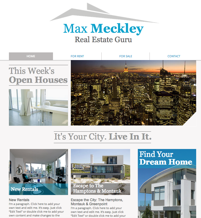 Max Meckley Real Estate
