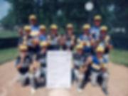 MP 10U All-Stars Champions of The Cavali