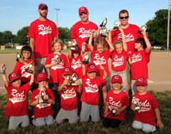 First Fed Tball 2014