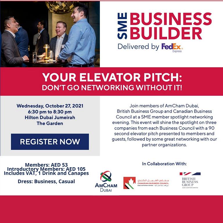 CBC Dubai - SME Business Builder