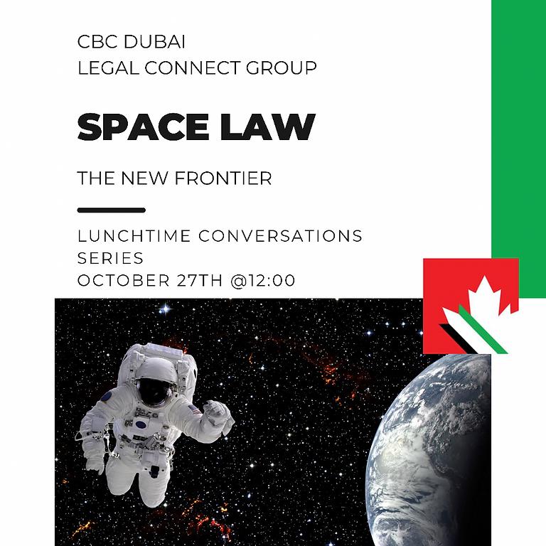 CBC Dubai Legal Connect Group Lunchtime Conversions Series
