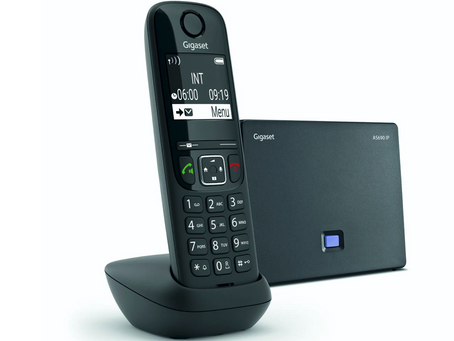 Gigaset AS690 IP - Un cordless evoluto tutto fare