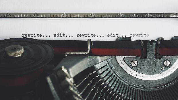 Canva - Rewrite Edit Text on a Typewrite