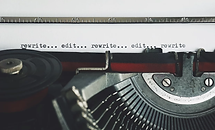 Canva - Rewrite Edit Text on a Typewrite