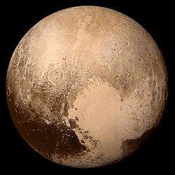¿Por qué se ha sacado a Plutón de la lista de planetas del Sistema Solar?