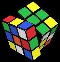 Cubo de Rubik...tal día como hoy...