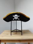 Gouden piratenhoed (Haak)