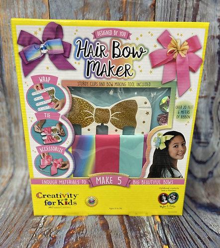 Hair Bow Maker