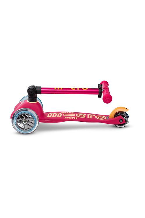 Micro Foldable Mini Deluxe Scooter