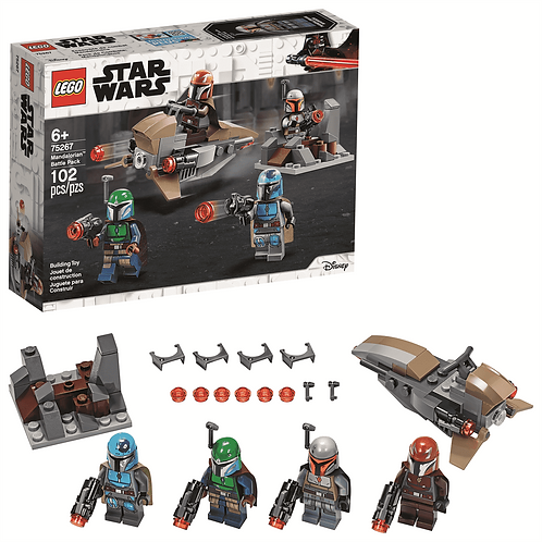 LEGO Mandalorian™ Battle Pack