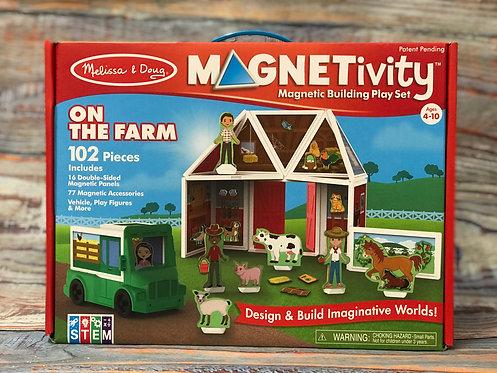 MAGNETivity Building Play Set