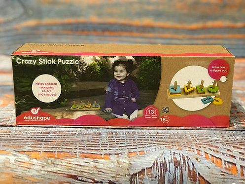 Crazy Stick Puzzle