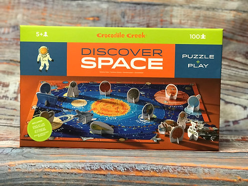 Crocodile Creek Discover Puzzle & Play
