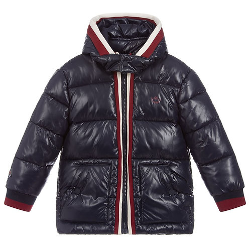 Mayoral Puffer Coat - Navy