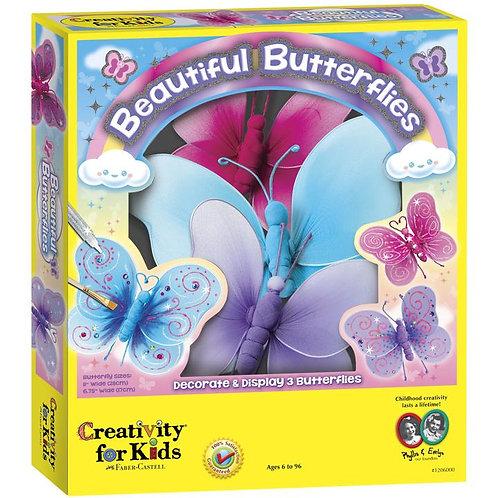 Beautiful Butterflies Craft Kit