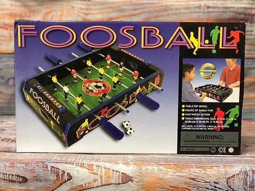 Tabletop Foosball Game