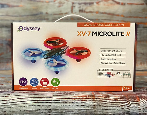 XV-7 Microlite II Flying Drone
