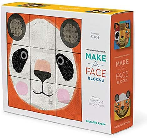 Make-A-Face Blocks