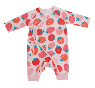 Strawberry Coverall