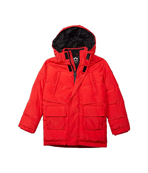 Appaman Summit Puffer Coat - Red