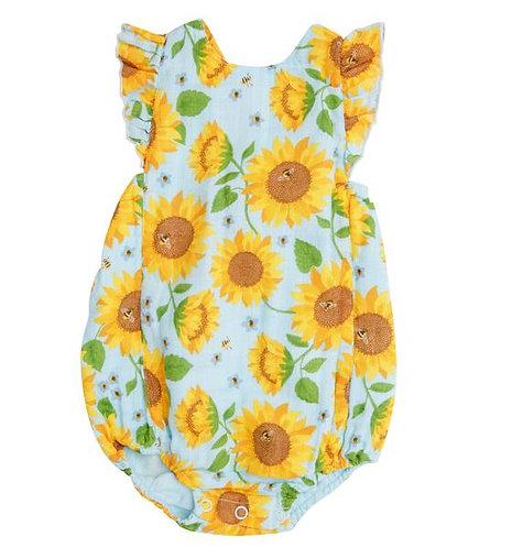 Sunflower Sunsuit