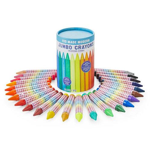 Jumbo Crayons (Set of 24)