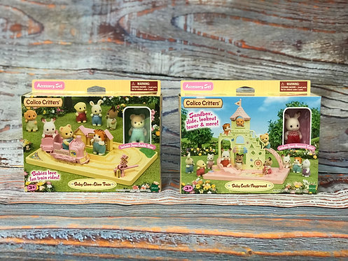 Calico Critters & Accessories