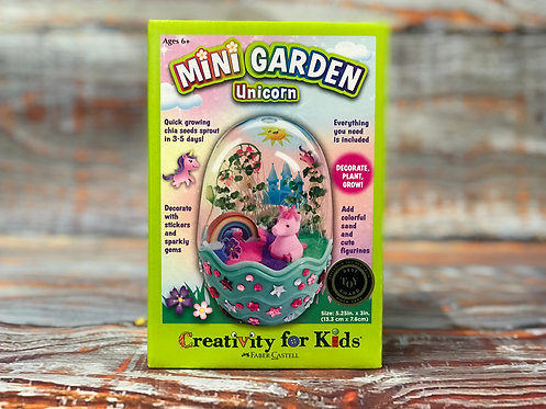 Unicorn Mini Garden