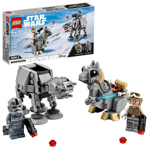 LEGO Star Wars; AT-AT™ vs. Tauntaun™ Microfighters