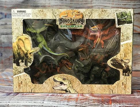 Dinosaurs Play Set